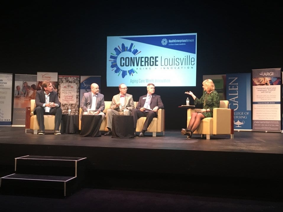 converge louisville conference panel photo