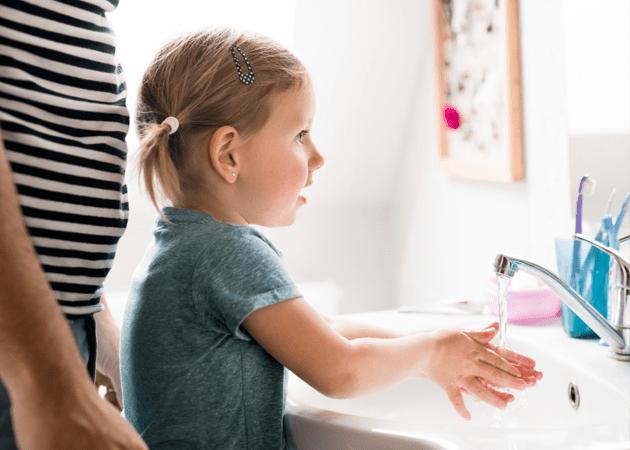 wash hands coronavirus